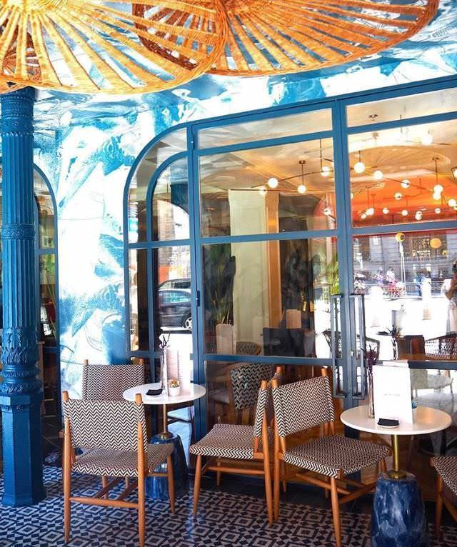 Terraza Restaurante Caramba