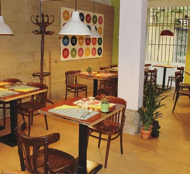 Restaurante Reineta Madrid