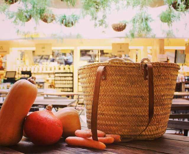 El huerto de Lucas – Mercado ecológico