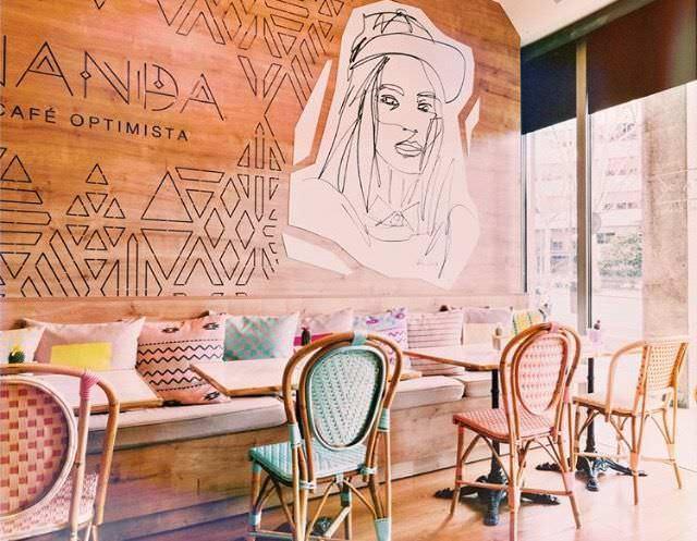 Wanda café optimista – Burbuja de tranquilidad y buen rollo