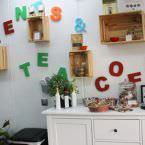 Interior de Elements Tea and Coffee