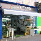 Exterior de Elements Tea and Coffee