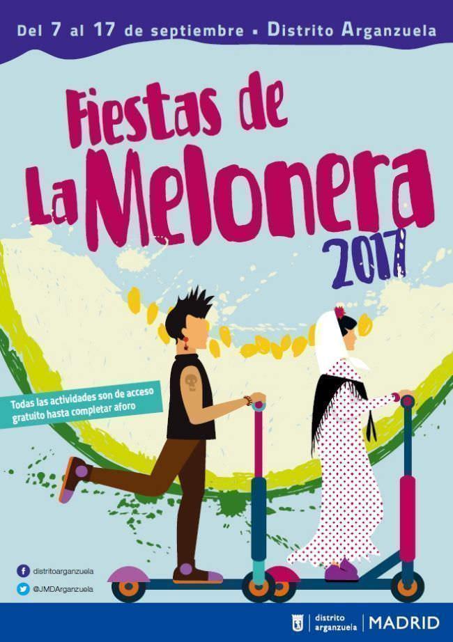 Fiestas de La Melonera 2017