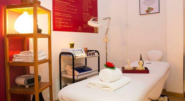 Sala Tratamientos Edén Zen