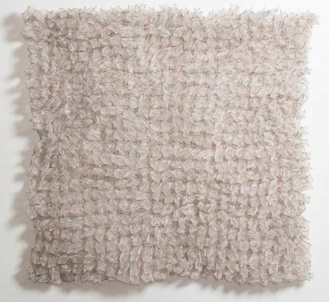El centro de corea nos deleita con una exposición textil