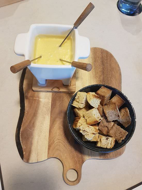 fondue tablafina
