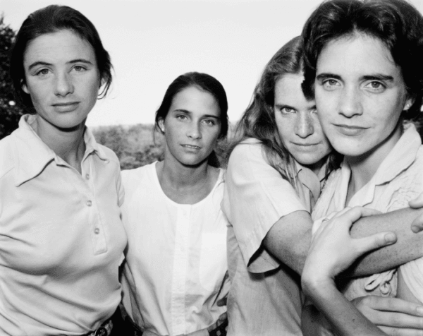 The Brown sisters, 1980