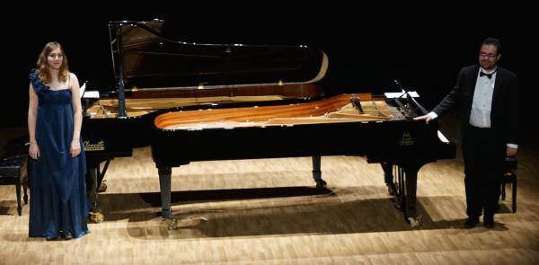 Iberian & Klavier - Un buen día en Madrid