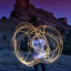 lightpainting castillo zafra experiencias guadalajara