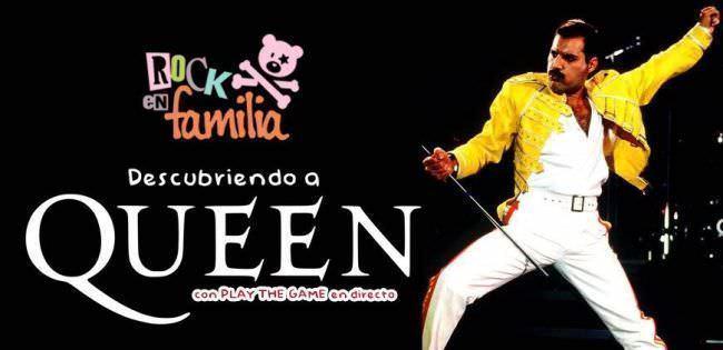 Descubriendo a Queen