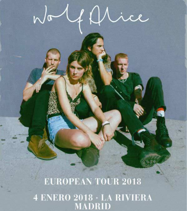 Wolf Alice vuelven a Madrid