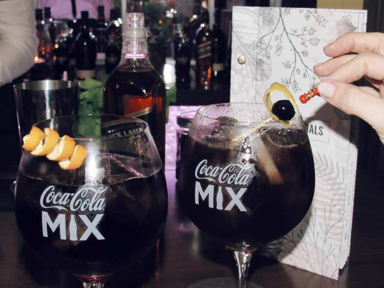 Coca-Cola cóctel Mix