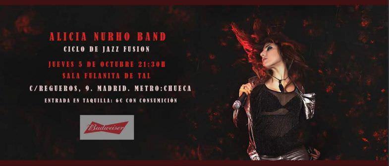 Alicia Nurho - Un buen día en Madrid