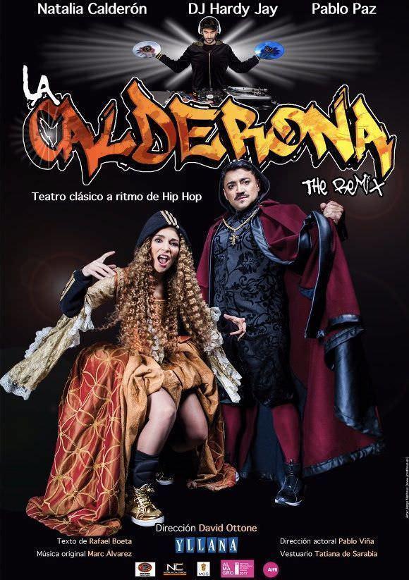 Cartel La Calderona