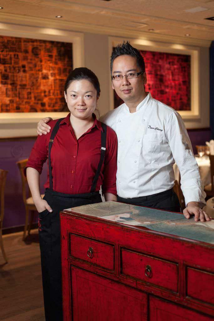 Dave Cheng y Xiang Xu