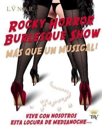 The Rocky Horror Burlesque Show, en el Teatro Reina Victoria