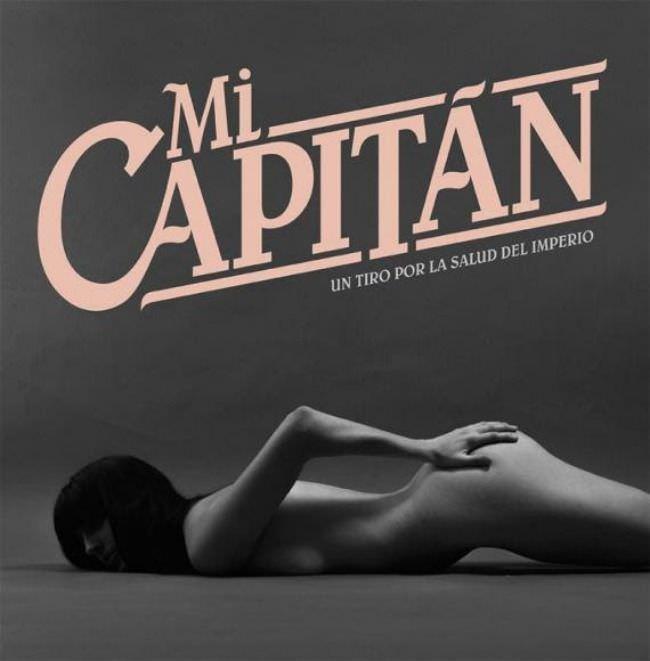 Concierto Mi Capitán en Madrid