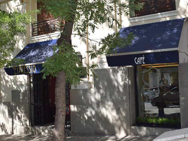 Exterior Expressio Café