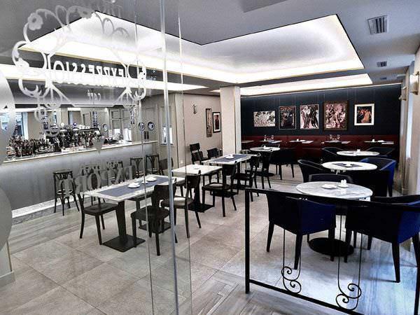 Interior Expressio Café