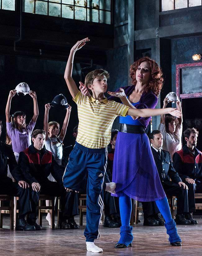 El musical Billy Elliot