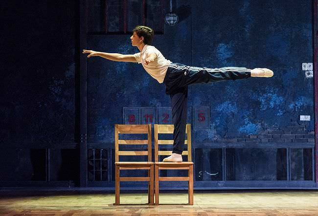 El musical Billy Elliot