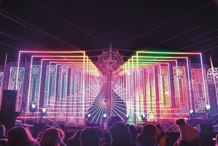 Luces para la ciudad de Navidad de Torrejón de Ardoz