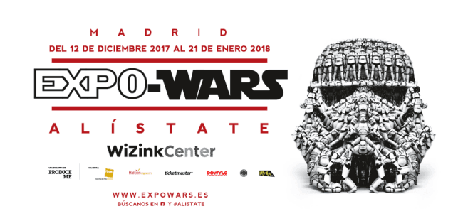 Exposición Star Wars