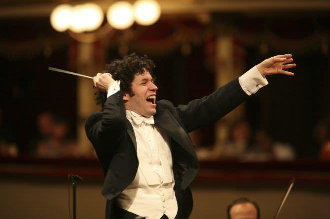 Gustavo Dudamel (Barquisimeto, Venezuela, 1981) dirigirá la actuación del conjunto austríac