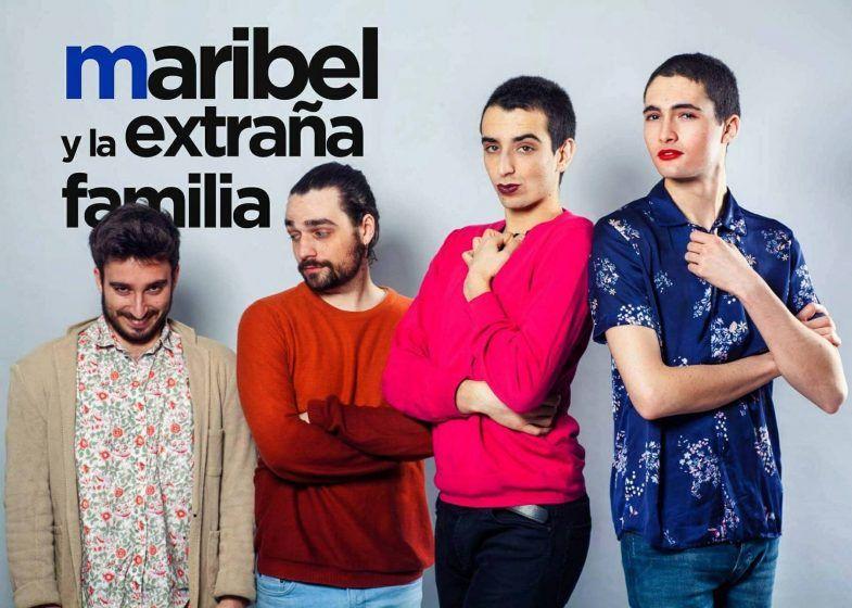Actores de Maribel y la extraña familia