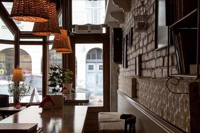 cafetería coffee shop Madrid