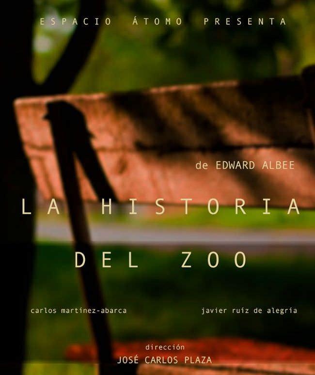 La historia del zoo es casi un monólogo