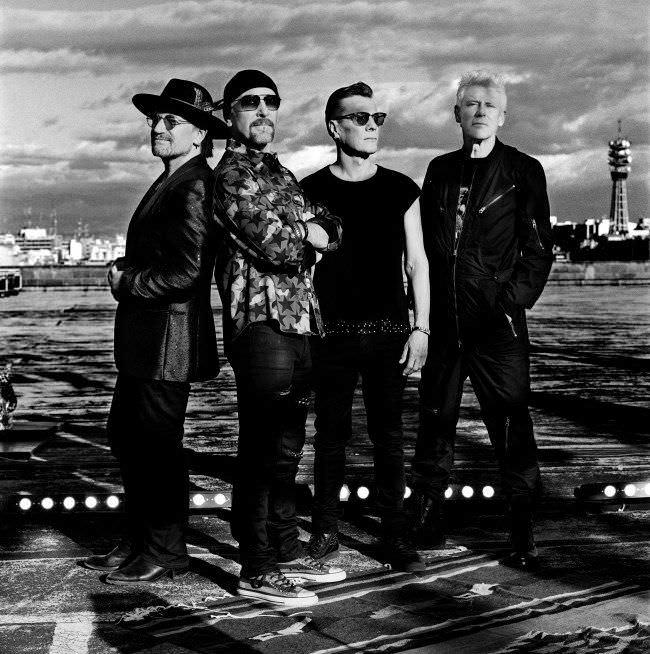 U2 tocara en Madrid
