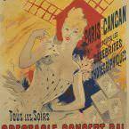 Cartel Moulin Rouge