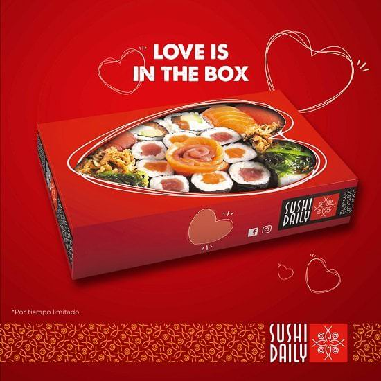 Love is in the box
