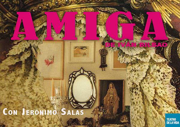 Amiga - Un buen día en Madrid