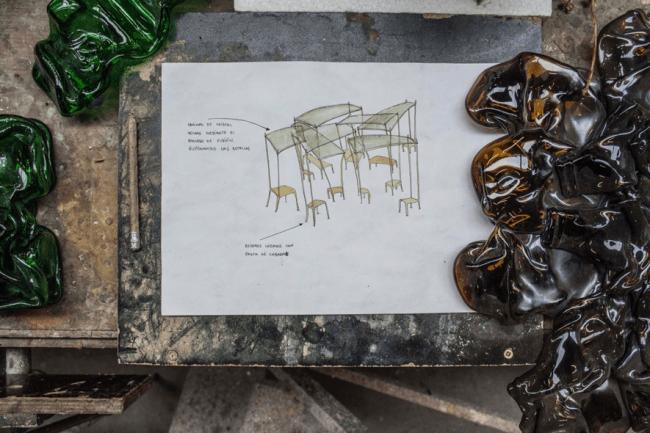Exposición El Patio de Nacho Carbonell