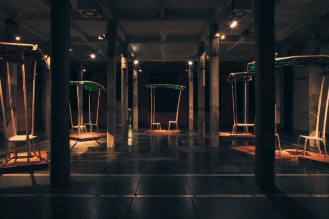 Cervezas Alhambra y Nacho Carbonell nos traen la exposición El Patio
