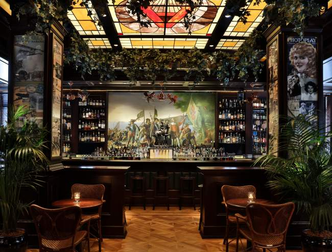 Seagram's NY Hotel at NH Collection Suecia