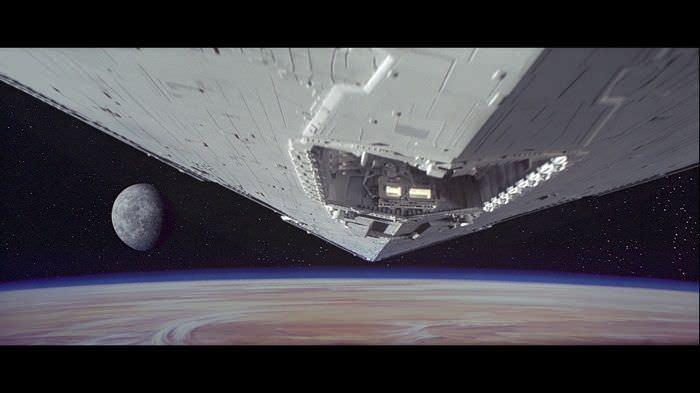 Star Wars comienzo de la Guerra de las Galaxias