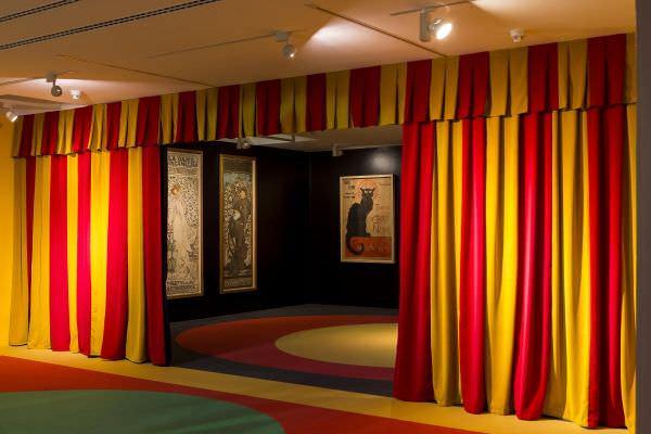Exposición carteles Toulouse-Lautrec @Fundación Canal