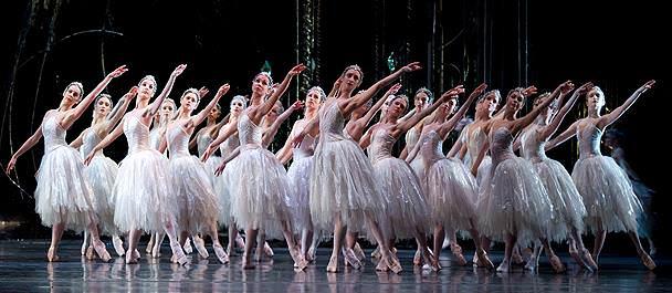 The Royal Ballet - El Lago de los Cisnes (18 a 22 de julio 2018) en el Teatro Real