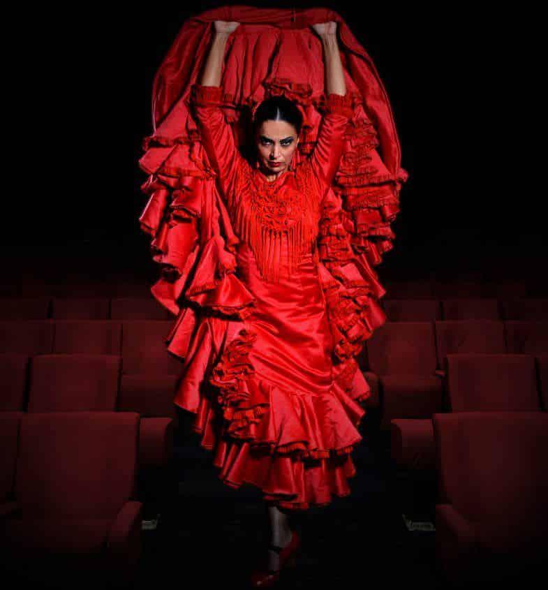 Úrsula Moreno Teatro Flamenco
