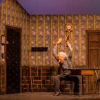 Solitudes. Teatro de máscaras en el Teatro Fernán Gómez