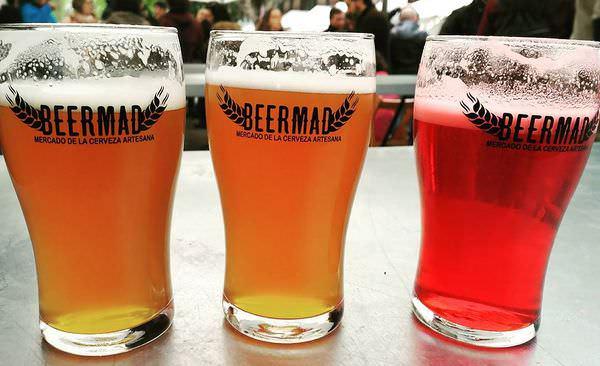Beermad - Un buen día en Madrid