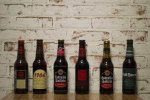 cervezas variadas