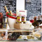 Detalle barra -Restaurante Munagorri