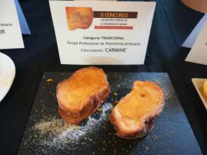 Carmine, ganador premio mejor torrija tradicional