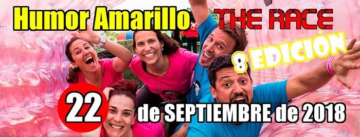 Humor Amarillo edición 8 The Race