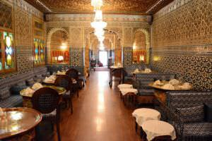 Interior de Al-Mounia