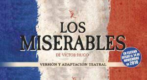 Los Miserables, en escena desde Noviembre de 2010